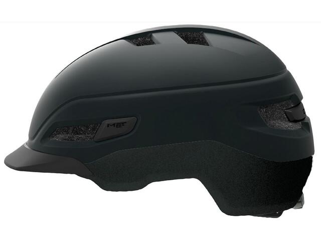 MET Grancorso casco per bici nero